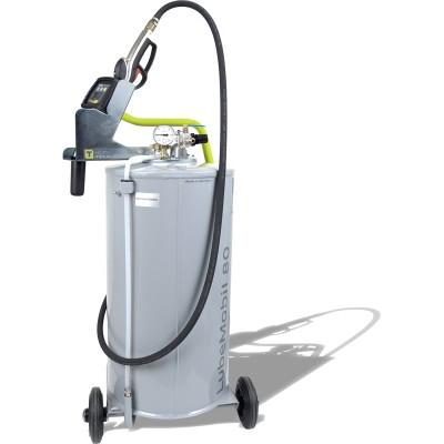TECALEMIT 新油配料设备