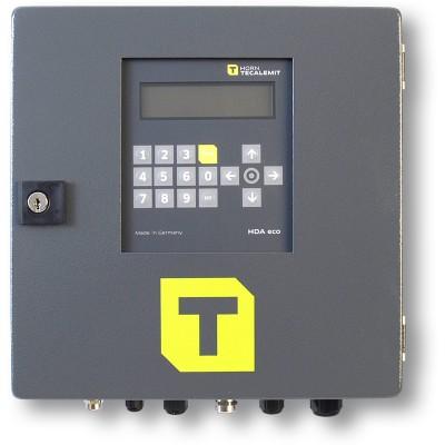 TECALEMIT 柴油 & AdBlue® 电子管理系统