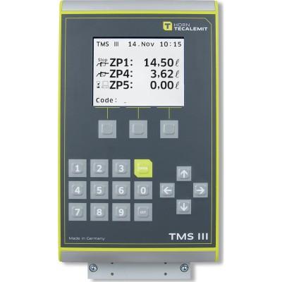 TECALEMIT  - TMS III 润滑油管理系统
