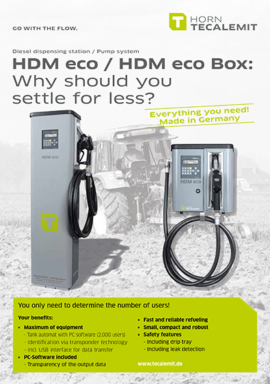 PCL HDM eco