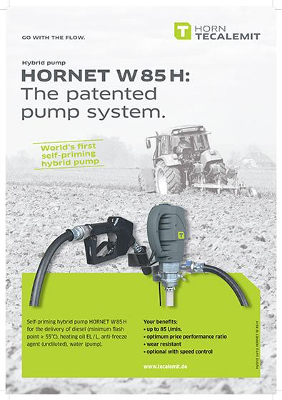 PCL HORNET W 85 H