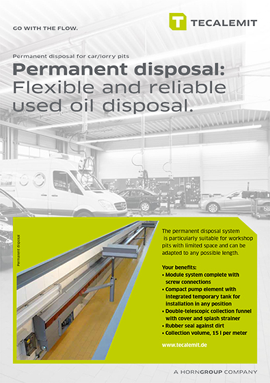 PCL Permanent Disposal System