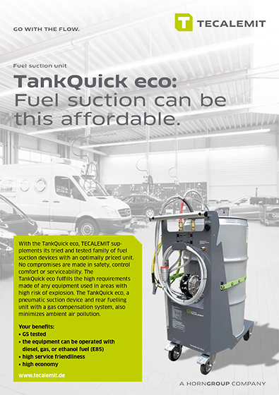 PCL TankQuick eco