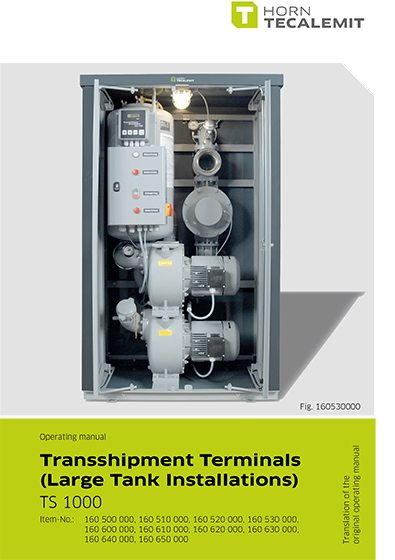 PCL TS 1000 Transshipment Terminals