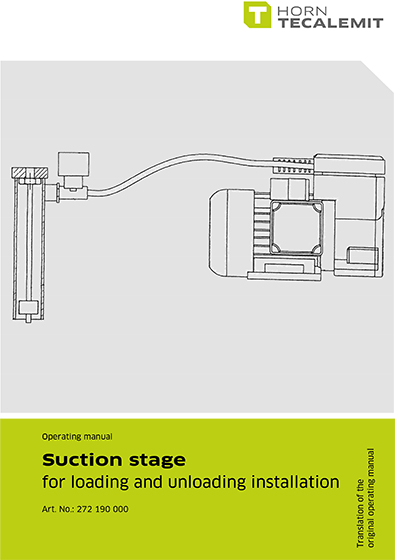 PCL Suction Stage