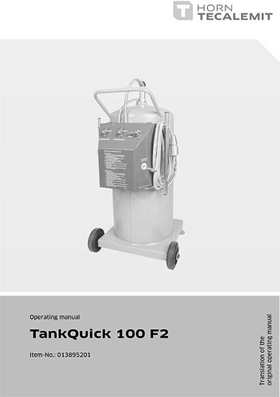 PCL TankQuick 100 F2