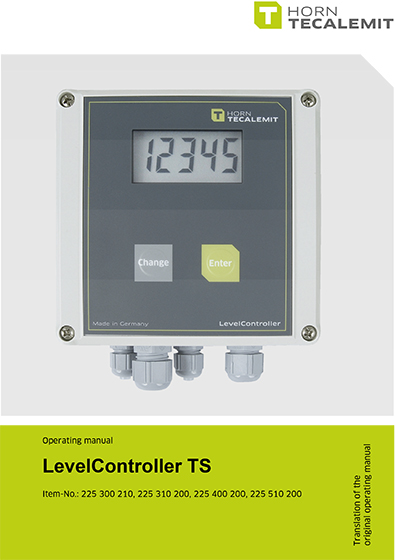 PCL LevelController TS