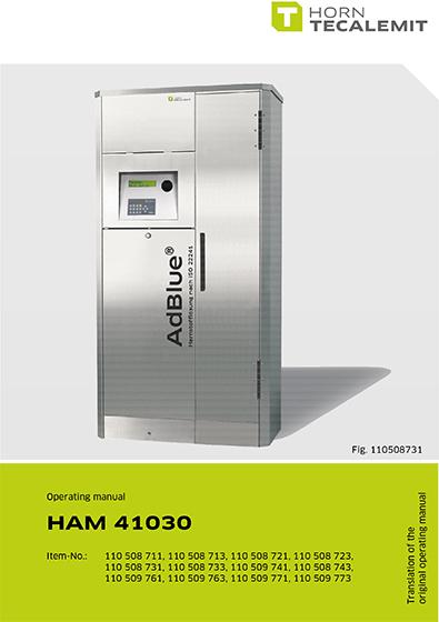 PCL HAM 41030
