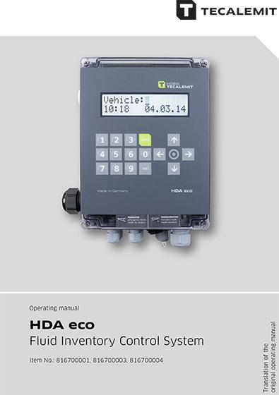 PCL HDA eco