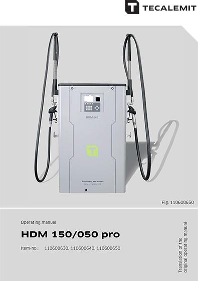 PCL HDM 150/050 pro