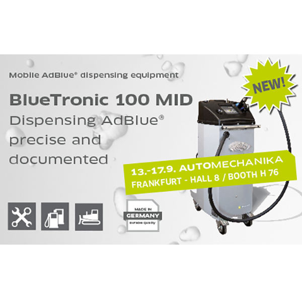 Introducing the BlueTronic 100 MID