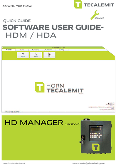 PCL HDM / HDA Software User Guide