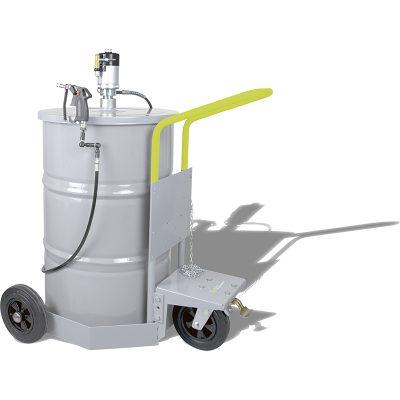 TECALEMIT 013 353 021 - 高压油脂泵 DrumMobil 200-G-200 S