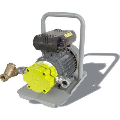 TECALEMIT 015 471 201 - 电动新油齿轮泵TZ10I,无需校准,便携