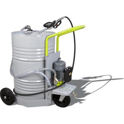 TECALEMIT 015 598 500 新油加注设备 DrumMobil 200 EP, 无需校准