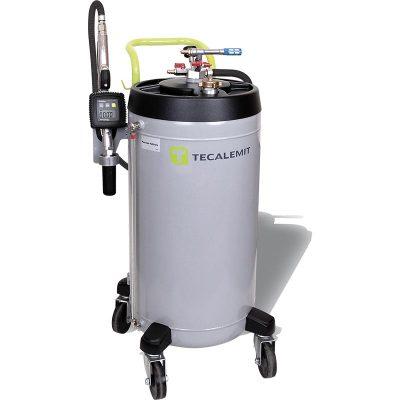 TECALEMIT 015 245 380 - 新油加注设备 LubeMobil S2, 无需校准