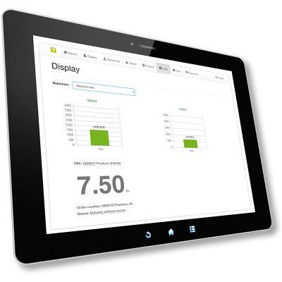 TECALEMIT 030 480 030 润滑油加注管理软件 OilControl pro (without tablet)
